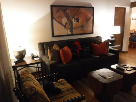 Enchanted Resort room, Sedona, Arizona