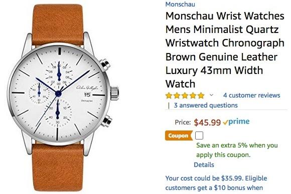 Monschau Watch