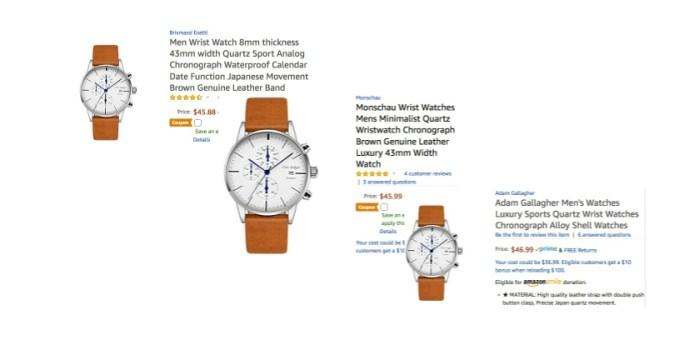 Watch Branding