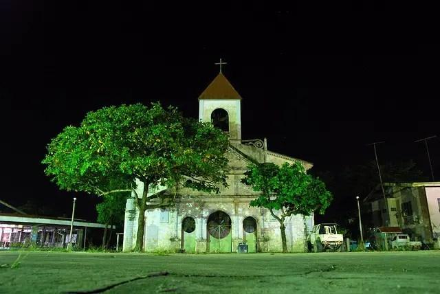 Moalboal Church