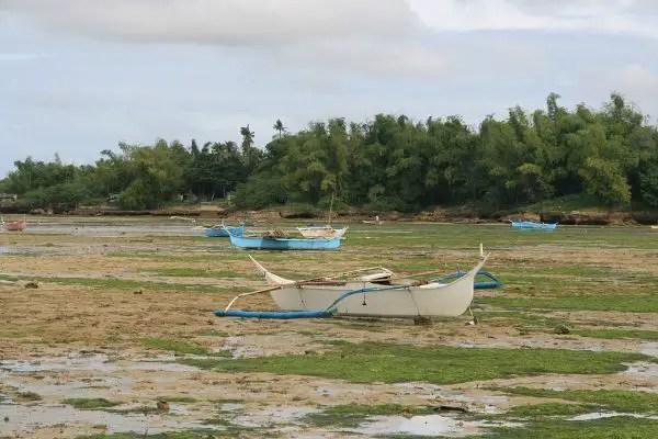 Bantigue Shore in Bantayan