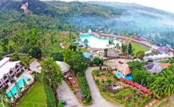 Hidden Valley Mountain Resort Top View