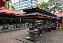 Restaurants Near Mango Avenue Cebu