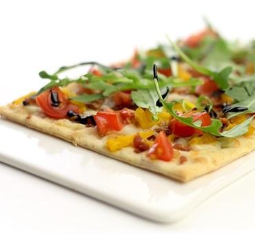 Arugula Lavash Pizza