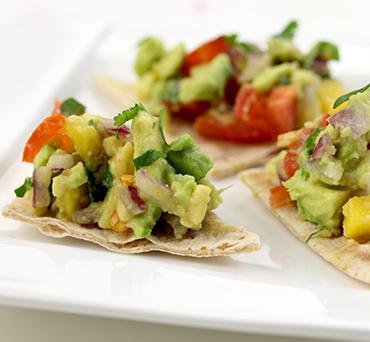 Guacamole Lavash Chips