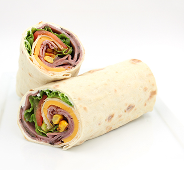 Southwest Lavash Wrap