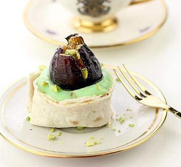 Fig Lavash Dessert Cup