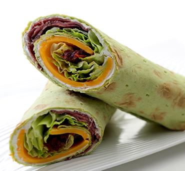 Pastrami Lavash Wrap
