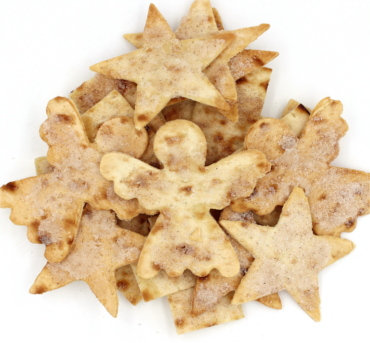 Cinnamon Sugar Lavash Crackers