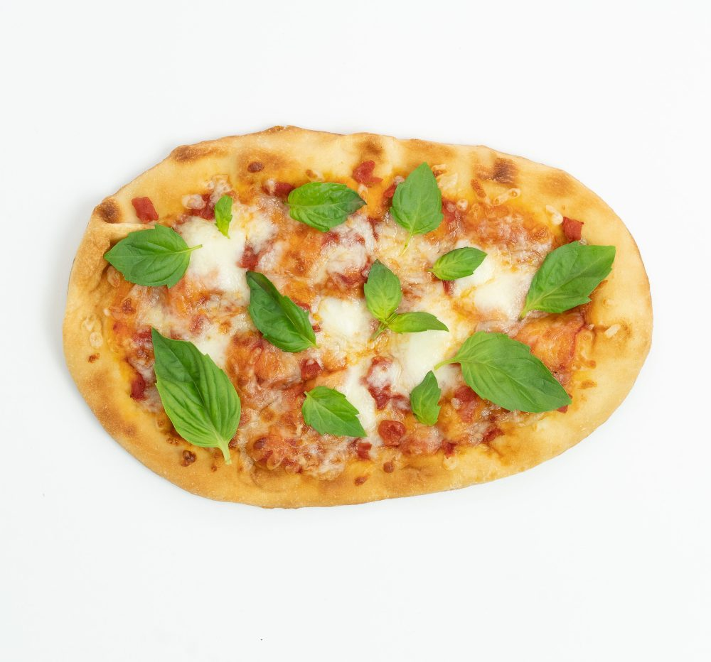 Simple Naan Pizza