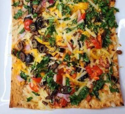 To the MAX Veggie Pizza