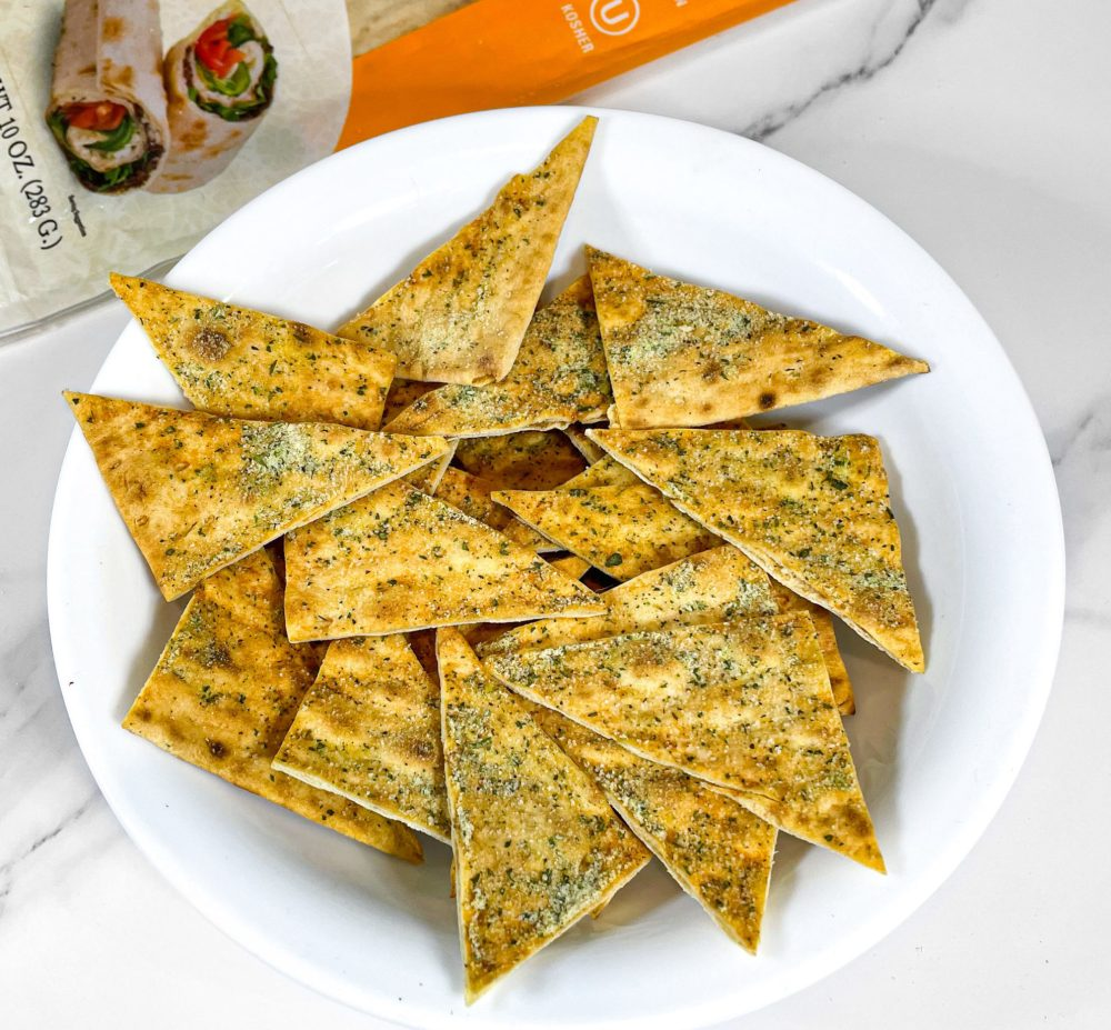 Cool Ranch Lavash Chips