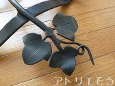 アルミ製妻飾りHタイプ おしゃれで人気のロートアイアン風オリジナルアルミ製妻飾りHタイプの写真