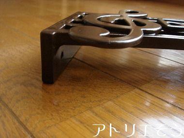 音符開口部飾り 。錆に強いアルミ製開口部飾り