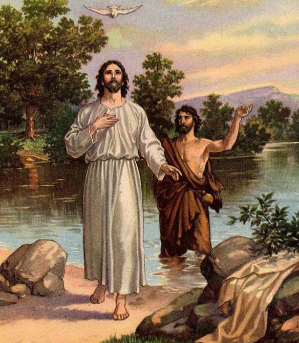 The Baptism of Christ | Jesus' Baptism is Not a Story