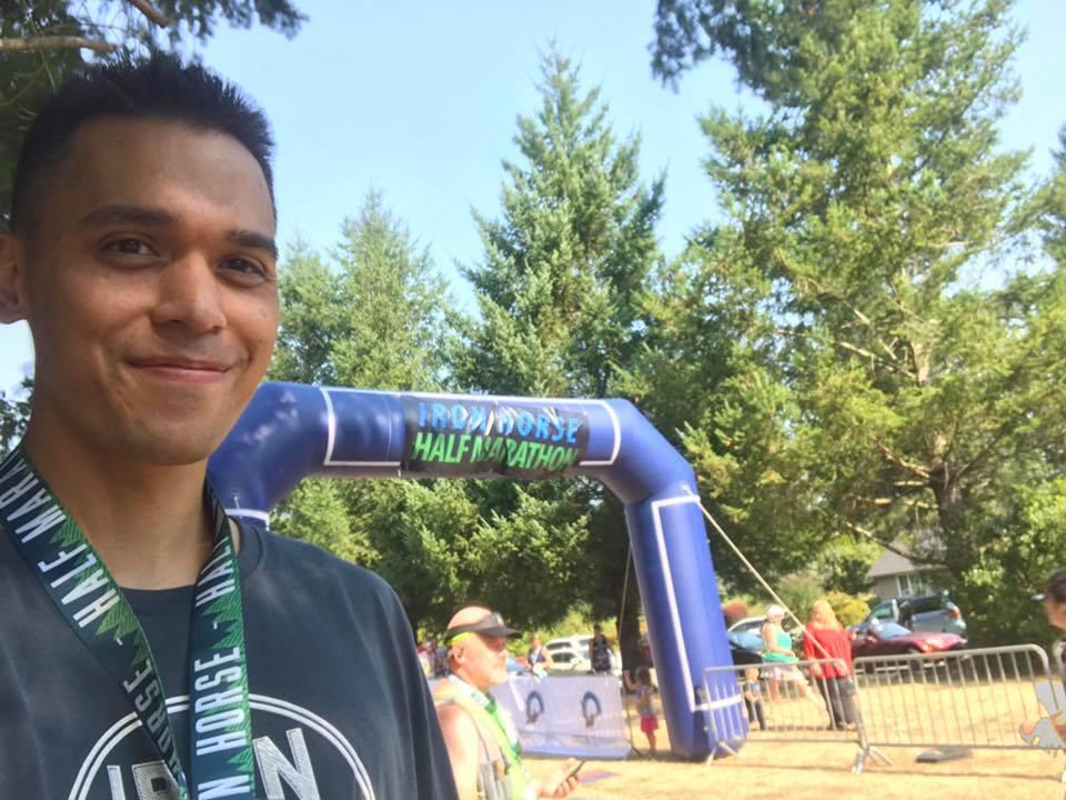 Running My First Half-Marathon