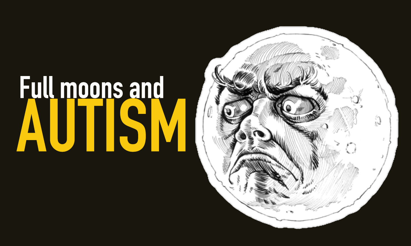 Full Moons and Autism