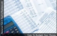 image of financial documents