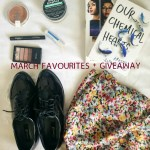 March Favourites 2017 + Giveaway!