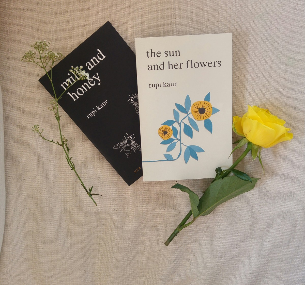 Book Review + Discussion: The Sun and Her Flowers and the Rupi Kaur Controversy