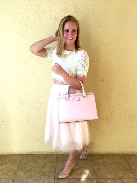 blush tulle skirt 3