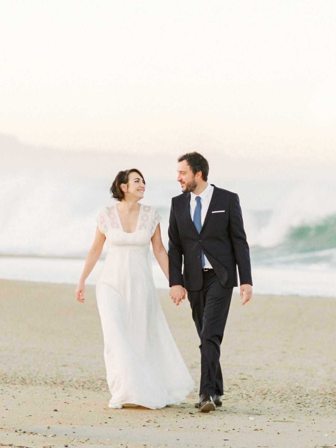 Mariage à la plage inspiration destination wedding