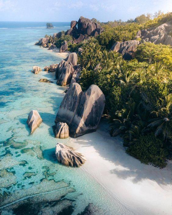 seychelles ile paradisiaque pour se marier
