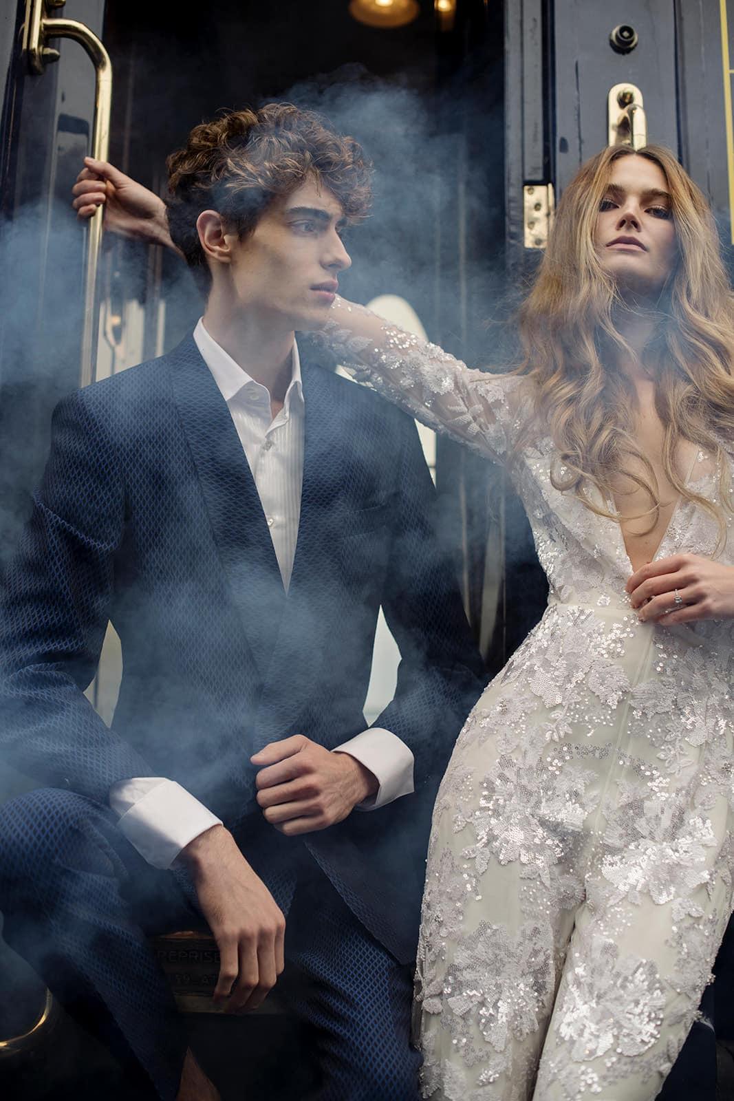 Inspiration Mariage luxe à bord de l'Orient Express