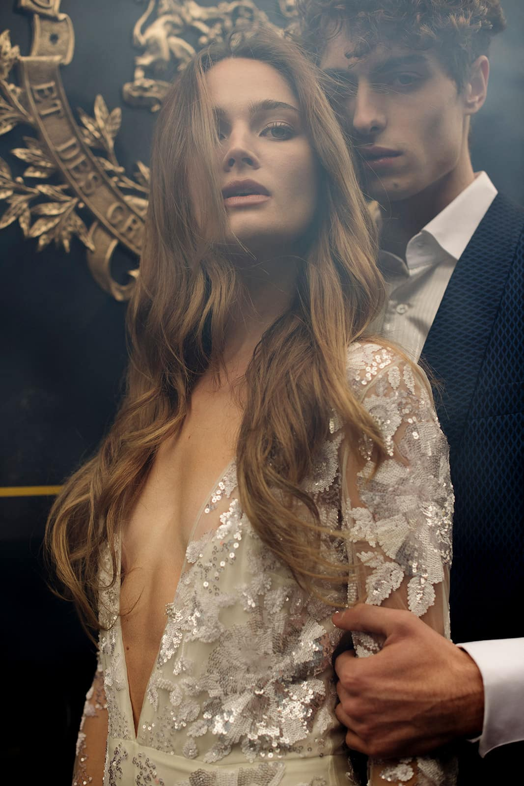 Orient Express Exclusive Wedding shooting editorial - Atout Coeur Wedding wedding planners