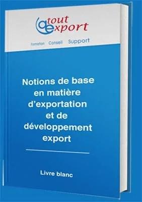 Livre Blanc Atout Export