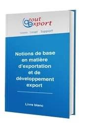 Téléchargez le livre blanc Atout Export