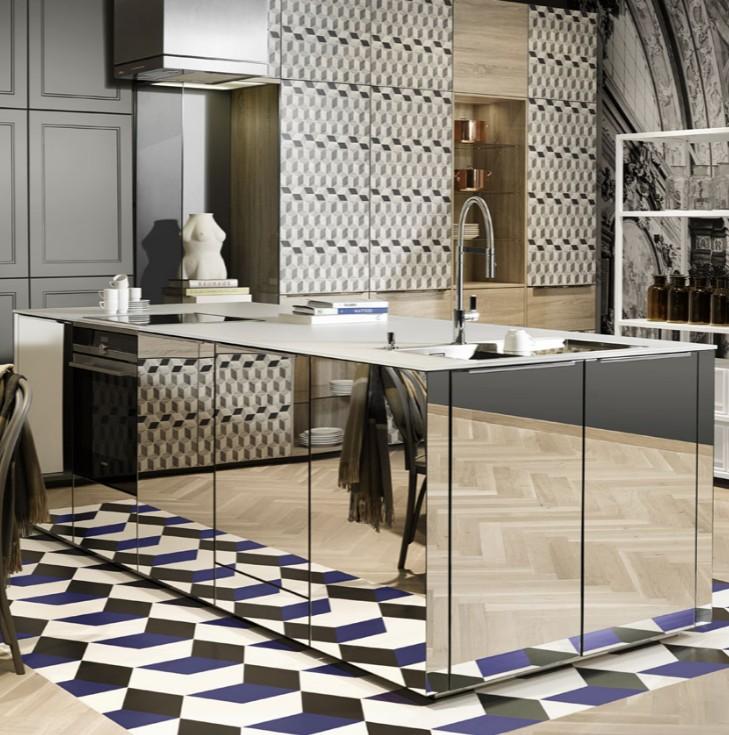 Zoom Sur 3 Styles De Cuisine Rtro Zen Eet Industriel