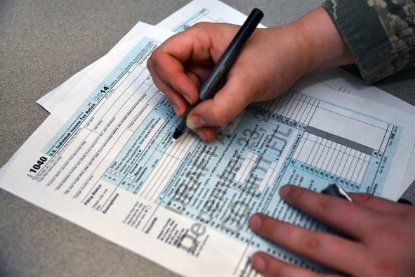 Company Tax Advice Image