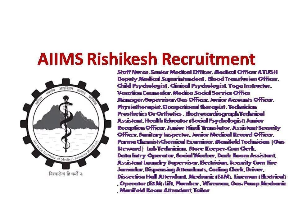 AIIMS Rishikesh 2019