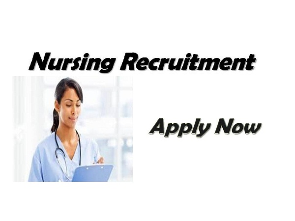 Latest Nursing Vacancy 2019
