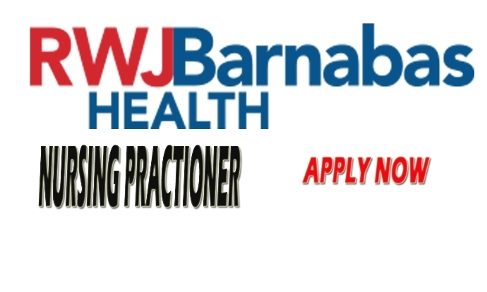 Barnabas Health Nursing Recruitment
