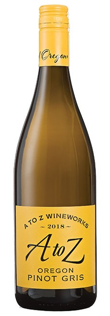 A to Z Wineworks - Products - 2017 A to Z Wineworks Pinot Gris Copy