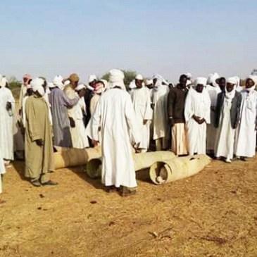 Mission d'enquête dans le Ouaddaï