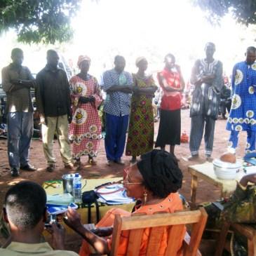 Sensibilisation sur le phénomène d'enfants bouviers dans la région du Mandoul