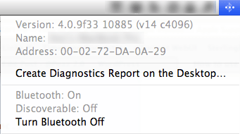 Using unsupported Bluetooth 4 0 USB dongle with OS X