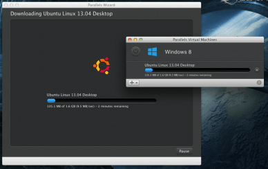 Installing a new Ubuntu Desktop virtual machine