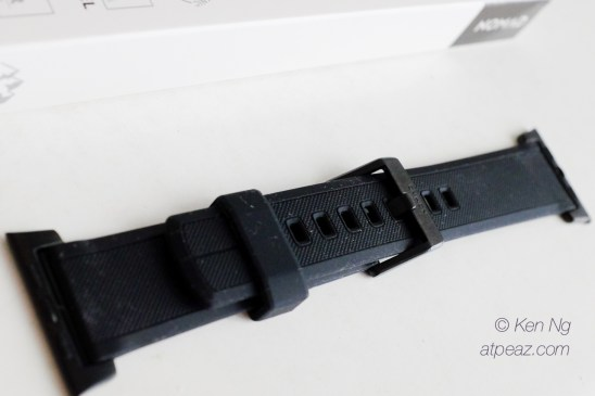 Nomad Silicone Strap for Apple Watch