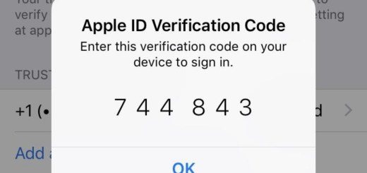 Apple Two-Factor Authentication Verification Code