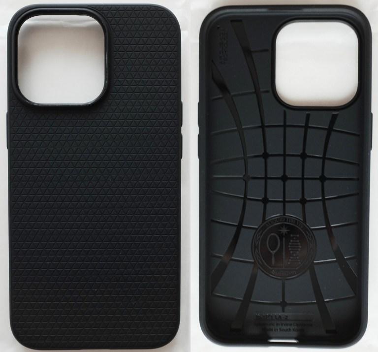 Spigen Liquid Air case for iPhone 13 Pro
