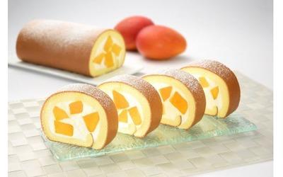 10秒に1本売れる台湾スイーツ上陸!『ヤニック ロールケーキ』日本限定「マンゴー」含む4種類がAmazonでも購入可能に