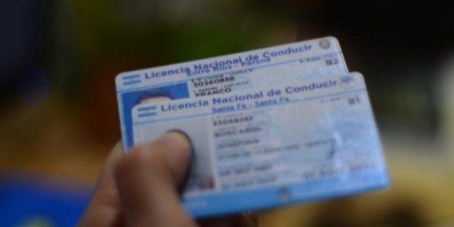 Nueva prórroga por 365 días para el vencimiento de las licencias de conducir