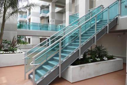 Glass Panel Railing Custom Glass Railings Aluminum And Glass | Stair Railing Glass Panel | Tempered Glass | Wood | Stainless Steel Railing Systems | Base Shoe | Aluminum