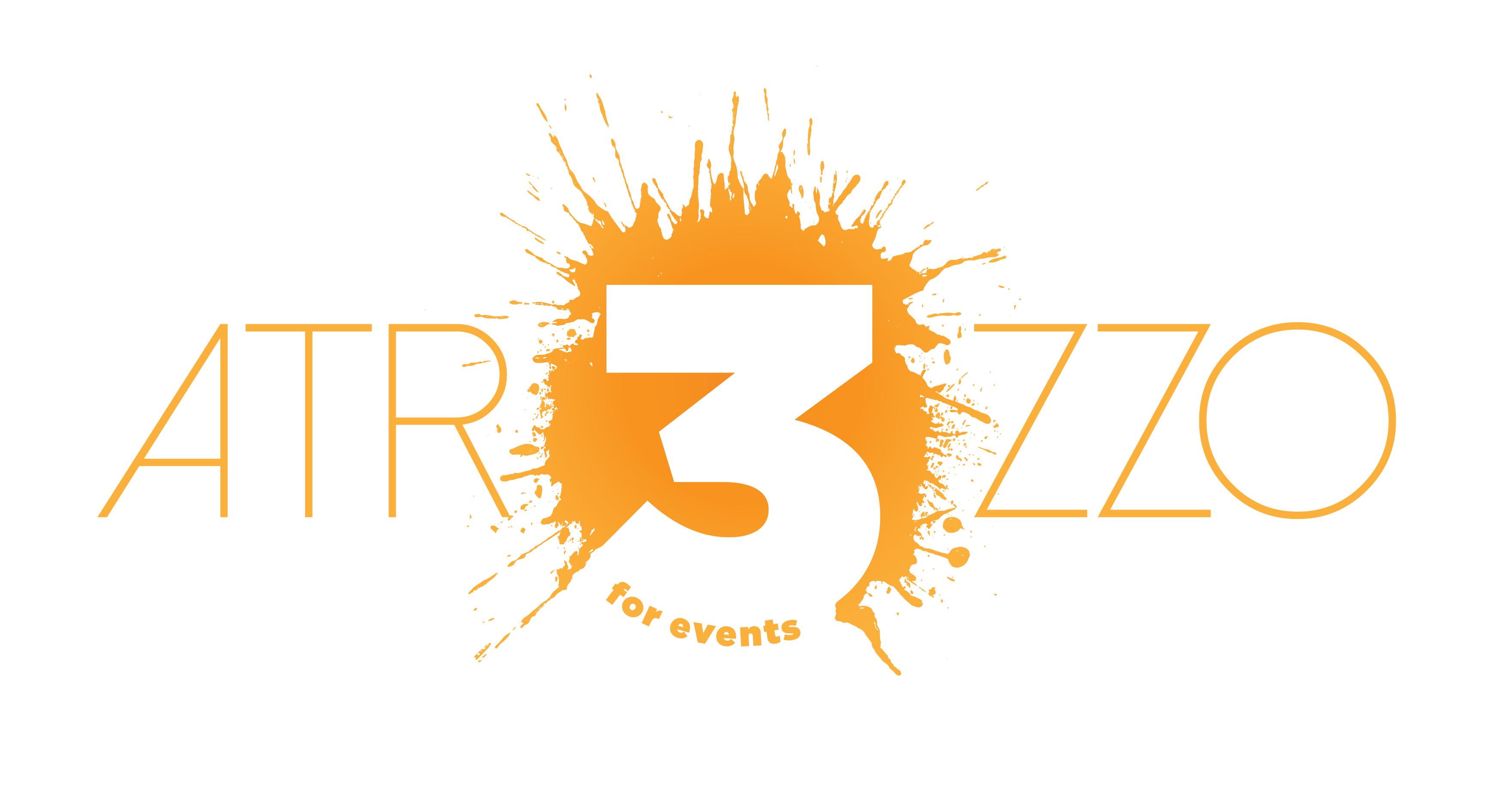 ATR3ZZO for events Logo