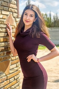 attractive Ukrainian femininity from city Melitopol Ukraine