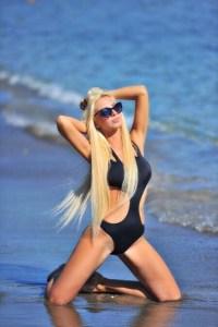 debonair Ukrainian woman from city Kiev Ukraine